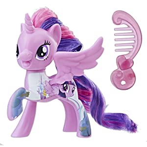 My Little Pony The Movie All About Princess Twilight Sparkle Doll