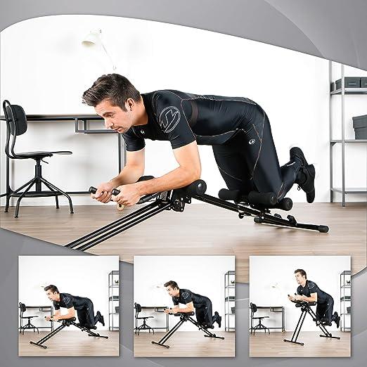 Ultrasport Aparato de Abdominales Ultra 150