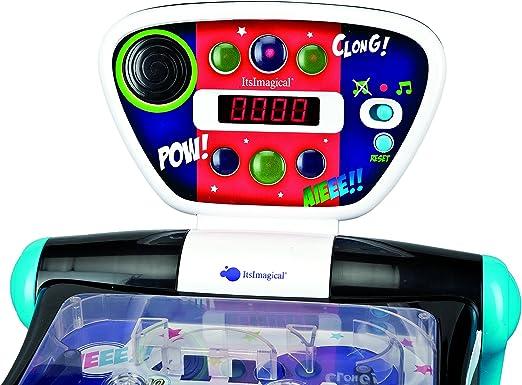 itsImagical - Lets Play Flipper, Pinball electrónico de Mesa (Imaginarium 46658): Amazon.es: Juguetes y juegos