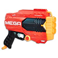 NERF Mega - Tri Break Blaster - inc 3 Mega Darts