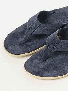 Flower Sandals 11-33-0182-232: Navy