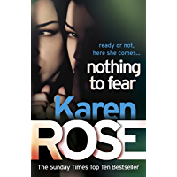 Nothing to Fear (The Chicago Series Book 3) (English Edition)