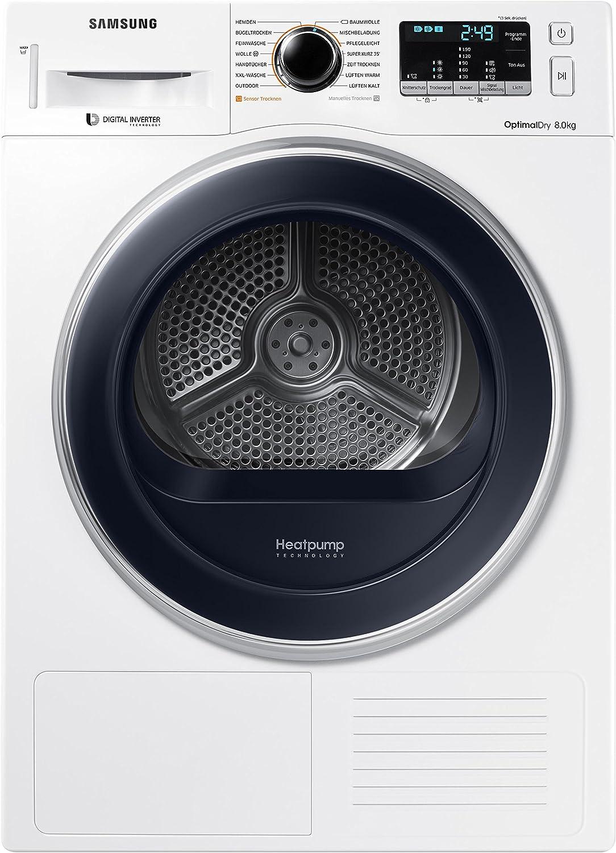 Wei 8kg Samsung DV5000 DV81M5210QW/EG Wrmepumpentrockner ...