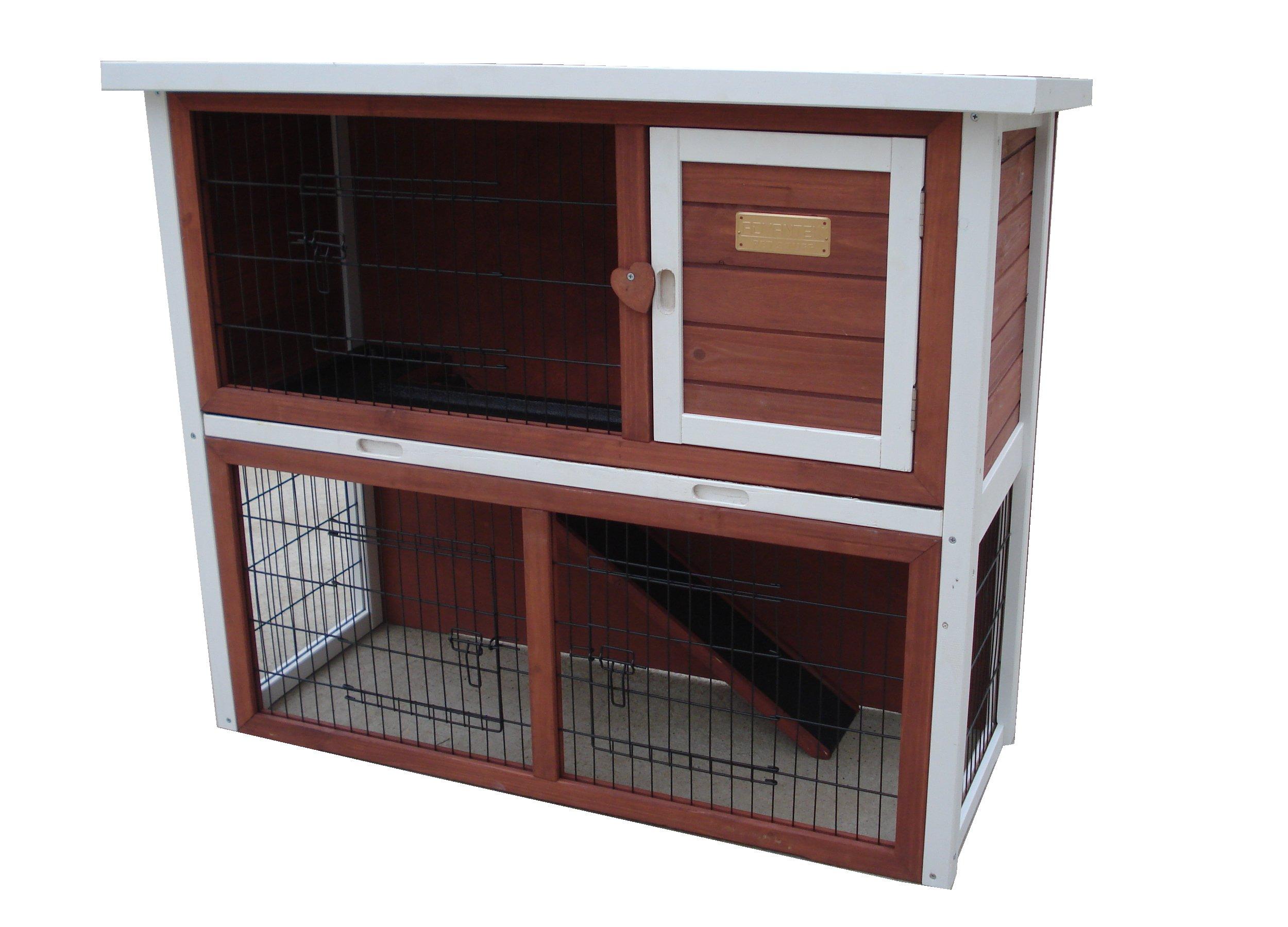 Advantek The Loft Rabbit Hutch
