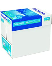 Discovery 391425 Paper A4 70gsm 5 reams (2,500 sheets of paper)