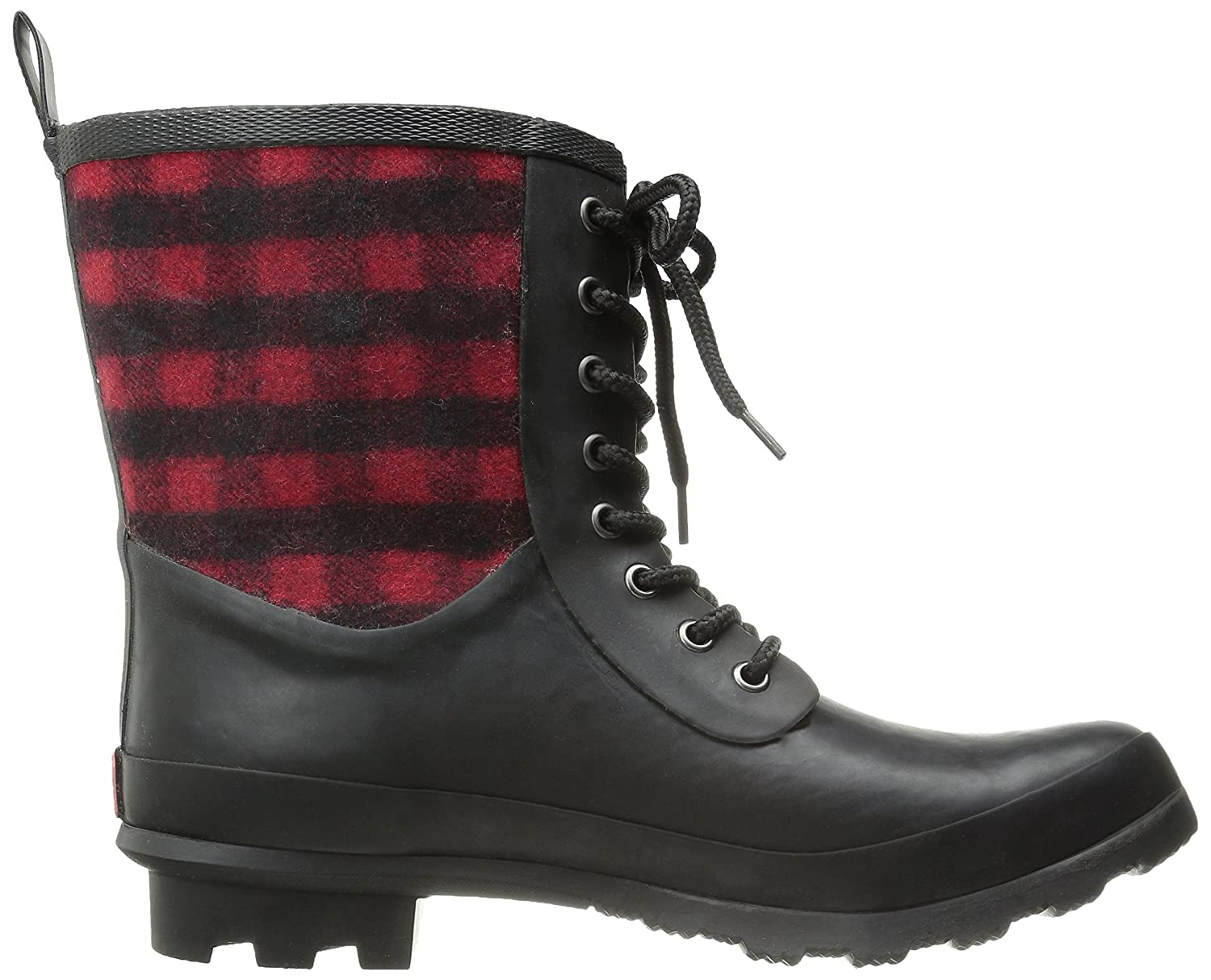 Cara Plaid Rain Boot Chooka