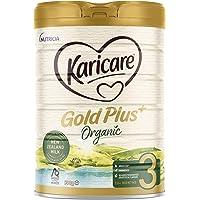 Karicare Gold Plus+ Organic 3 Toddler Milk Drink, 900 g