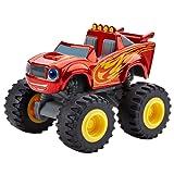 Fisher-Price DLH21 Blaze and the Monster Machines Vehicle Metallic Blaze