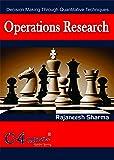OPERATIONS RESEARCH by Rajaneesh Sharma
