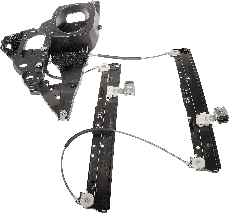Dorman 749-400 Rear Driver Side Power Window Regulator for Select Kia Models