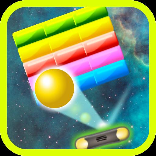 Smash The Blocks-Galaxy World (Best Pinball App Android)