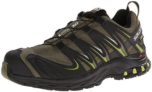 Salomon Xa Pro 3D Gtx Hombre US 8.5 Verde Zapatillas UK 8 EU 42: Amazon.es: Zapatos y complementos