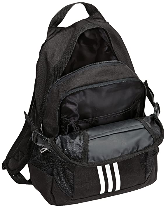 5db6fcbef0 adidas, Zaino Bambino Zaino Power II M, Nero (Black/white), 28 x 16 x 38  cm: Amazon.it: Sport e tempo libero