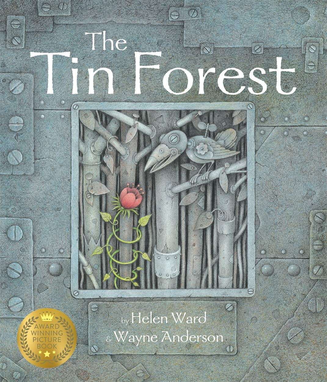 The Tin Forest: Amazon.co.uk: Ward, Helen, Anderson, Wayne: 9781848776678:  Books
