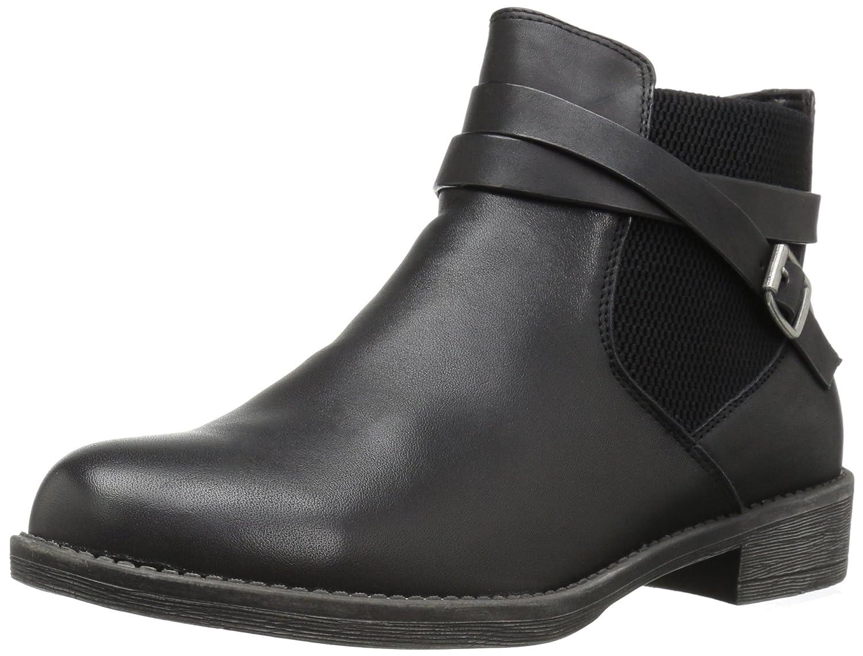 Black Propet Womens Tatum Ankle Bootie