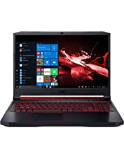 "Acer Nitro 5 AN515-54-76RJ Notebook Gaming, Intel Core i7-9750H, Ram 16GB DDR4, 1024GB SSD, Display 15.6"" FHD IPS 120Hz slim bezel LCD, Nvidia GeForce GTX 1660Ti, Windows 10 Home"