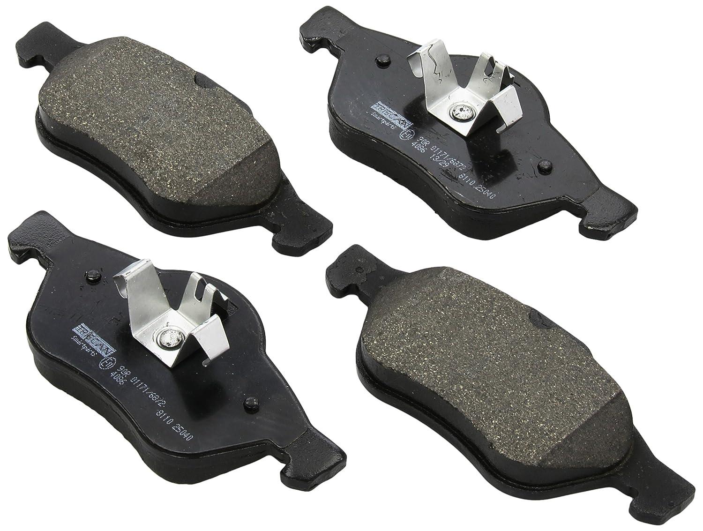 Triscan 8110 25040 Brake Pad Set, disc brake Triscan A/S