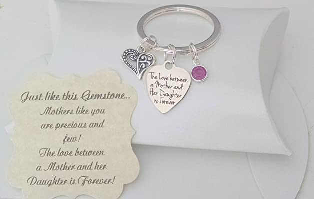 Mother Of The Bride Gift, Rehearsal Dinner Gift, Mother Of Bride, Mother Of Groom, Key Chain, Charm is big as a Nickle