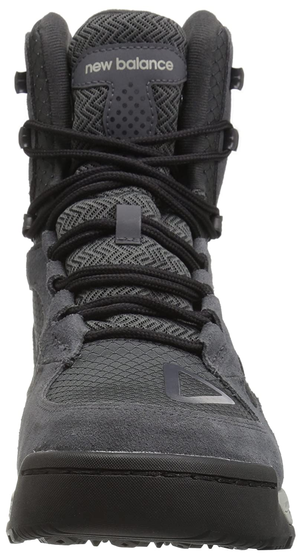 New Balance Chaussures de Training pour Hommes MID589V1, 43 EUR - Width 2E, Black/Red