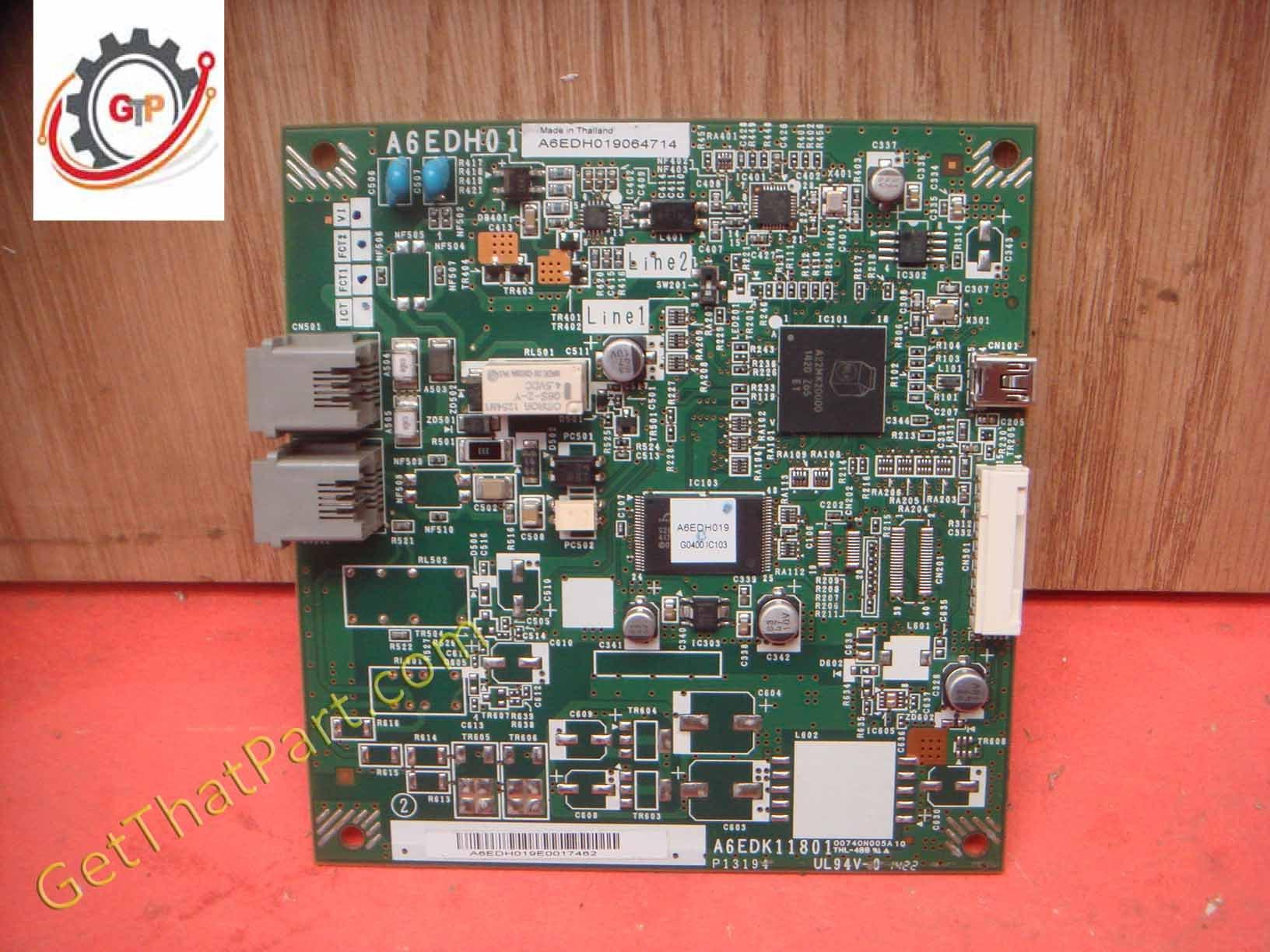 Genuine Konica Minolta FK-512 Fax Kit A6EDW11 C3350 C4050 C4750