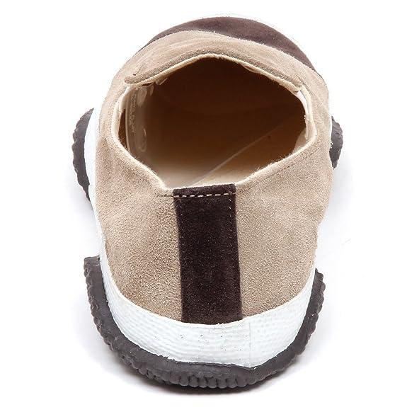 TST D8554 (Without Box) Sneaker Uomo Beige/Marrone Slip On Shoe Man [43] Sitios Web Outlet De Venta 2018 Venta Online WHQpz3