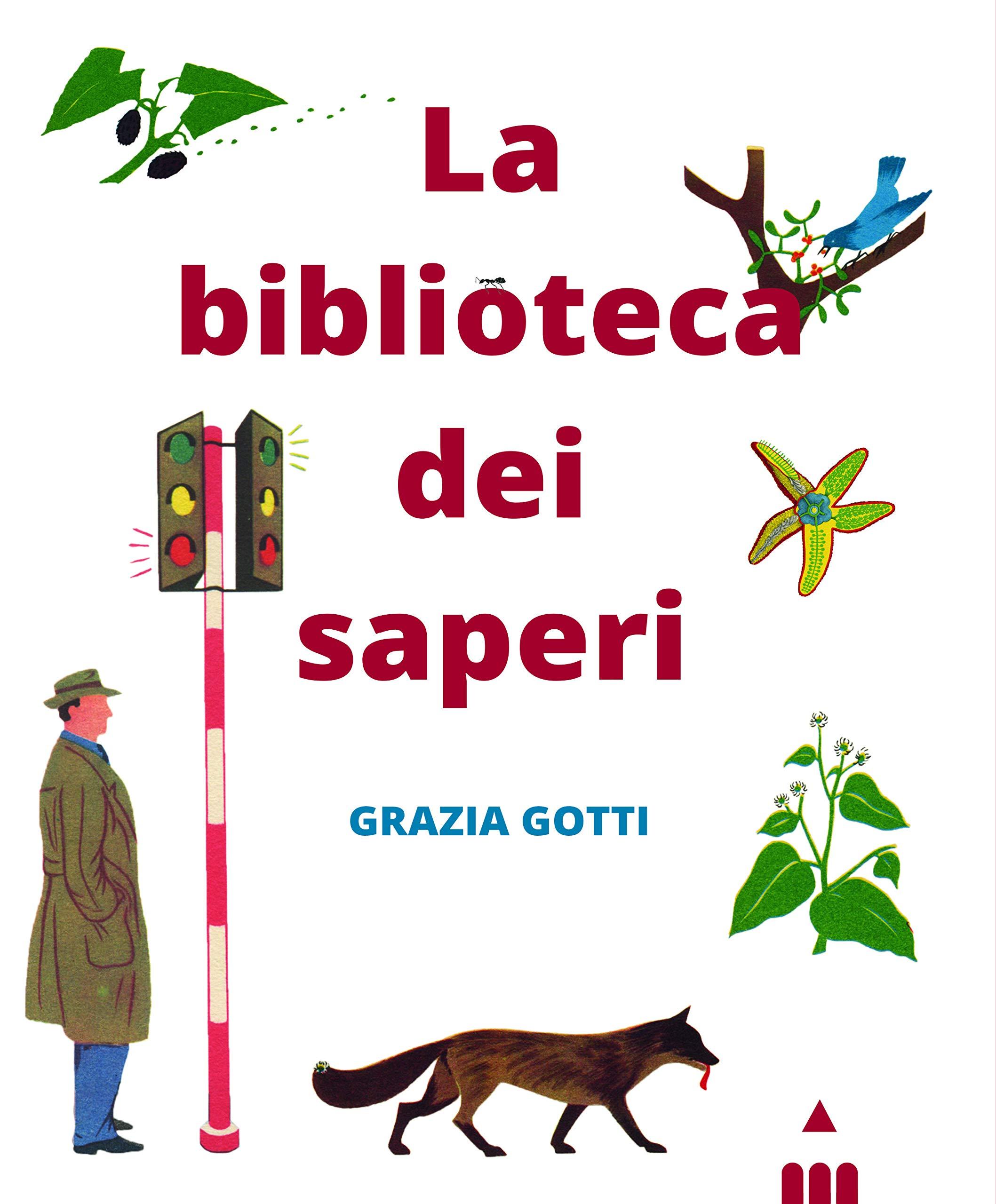 Amazon.it: La biblioteca dei saperi - Gotti, Grazia - Libri
