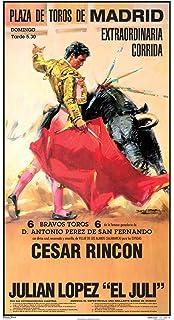 Cartel de toros con un nombre personalizable - C. Rincón/El ...