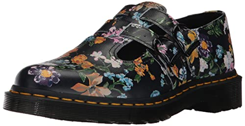 3e07626510a56 Dr. Martens Women s 8065 Df Mary Jane Flat  Amazon.co.uk  Shoes   Bags