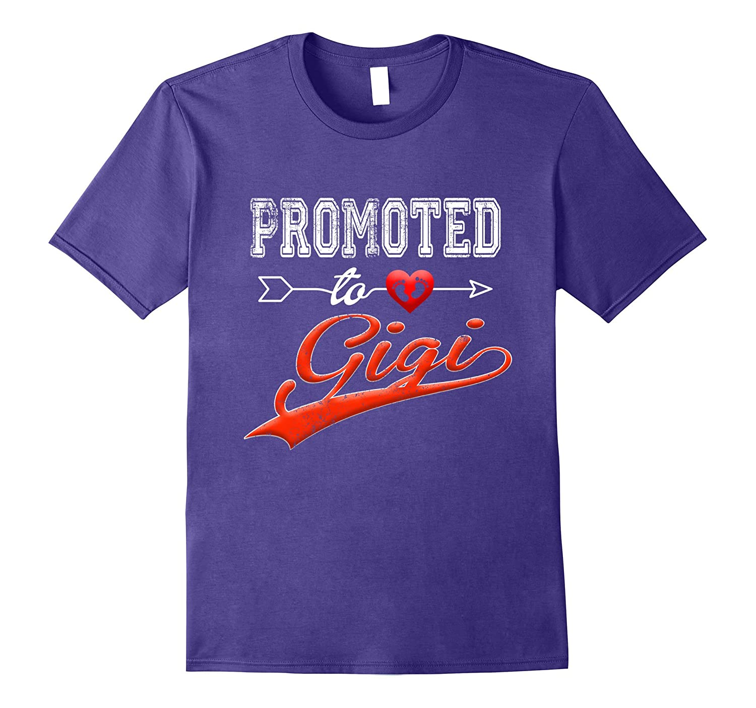 Promoted To Gigi Shirt 2018-FL