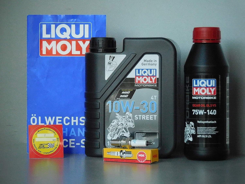 SYM HD 125 - Juego de mantenimiento de aceite: Amazon.es: Coche y moto