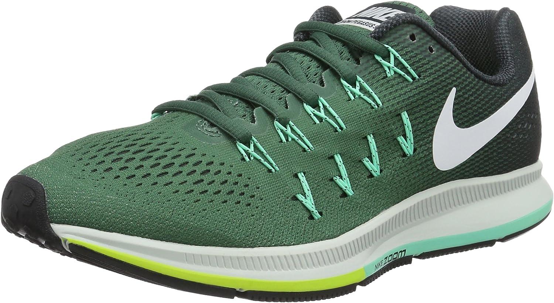 den bästa attityden försäljning usa online kvalitetsprodukter Nike Air Zoom Pegasus 33 Green Stone/Seaweed/Green Glow/White ...