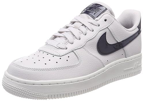 Air Force - Zapatillas de Gimnasia para Hombre, Color Blanco, Talla 38.5 EU Nike
