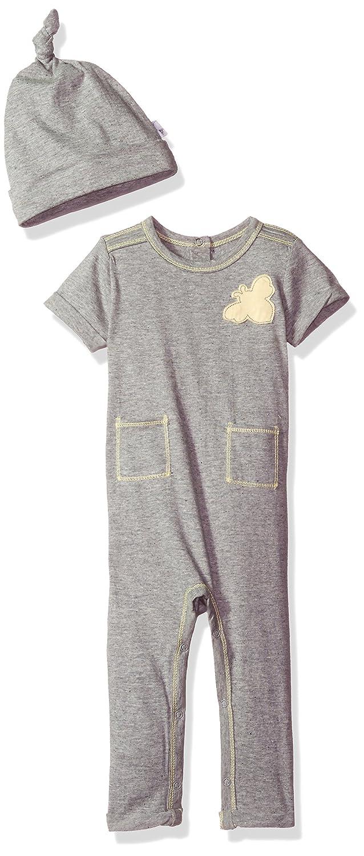 f6dd4c0ece5 Amazon.com: Burt's Bees Baby Baby Organic Coverall: Clothing