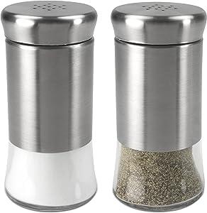 Deluxe Salt and Pepper Shaker Set