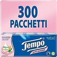 Tempo Zakdoeken voor de gevoelige huid, 30 x 10 verpakkingen