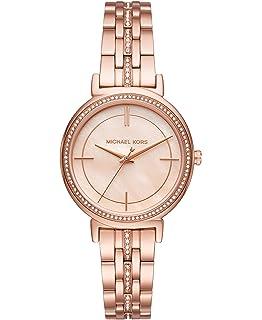 6b1033fd2303 Buy Michael Kors Analog Rose Dial Women s Watch - MK3366 Online at ...