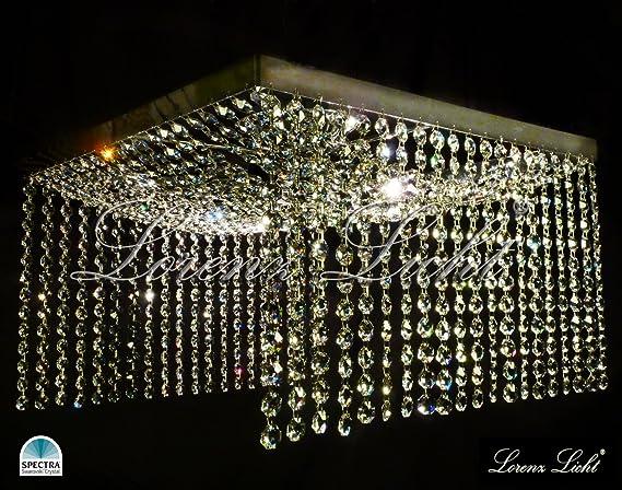 Lampadari con cristalli bello lampadario in cristallo luce la