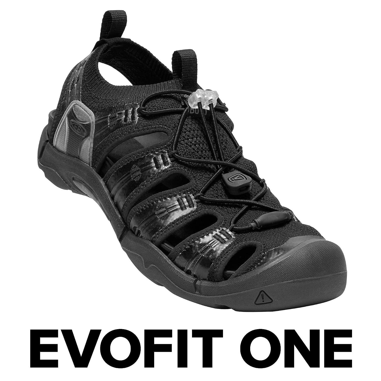 KEEN Women's EVOFIT ONE Water Sandal for Outdoor Adventures B071GF37MF 5 M US|Triple Black