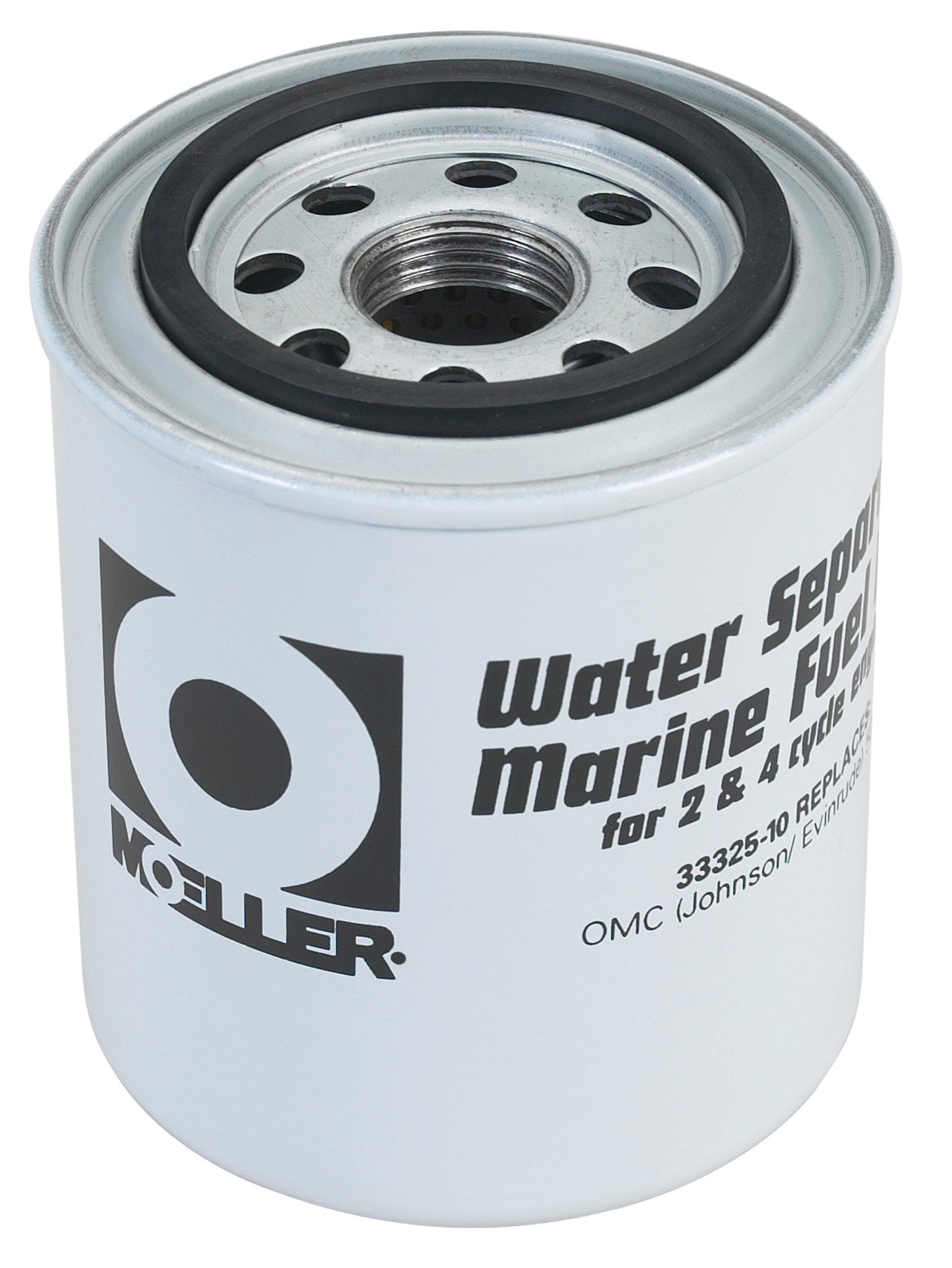 Moeller Water Separating Fuel Filter (Johnson/Evinrude)