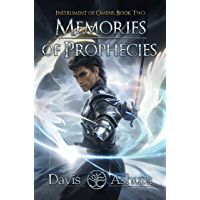Memories of Prophecies: An Anchored Worlds Novel (Instrument of Omens Book 2) (English Edition)