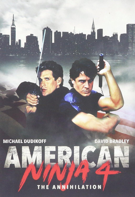 Amazon.com: American Ninja 4: The Annihilation: Michael ...