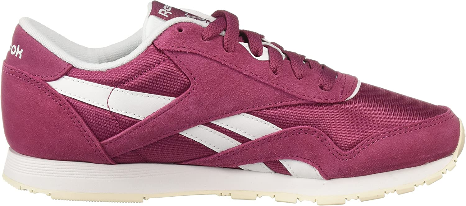 Reebok Classic Nylon, Sneakers Basses Homme Mutedberries Twisted Berr