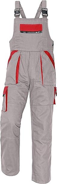Stenso MAX - Pantalones con Peto de Trabajo para Hombre: Amazon.es: Ropa y accesorios