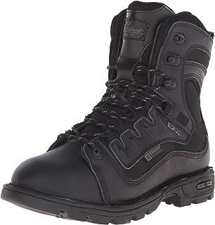 "ccf847940d9 Amazon.com: Thorogood Men's 8"" Side Zip Jump Boot Gen-flex: Shoes"