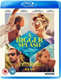 A Bigger Splash [Blu-ray] [2016]