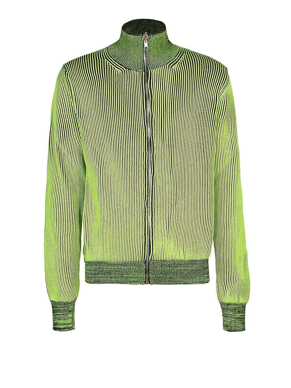 7245f392a Maison Margiela Margiela Margiela Men's S50HA0858S16572001F Green Cotton  Sweatshirt 6b9fc5