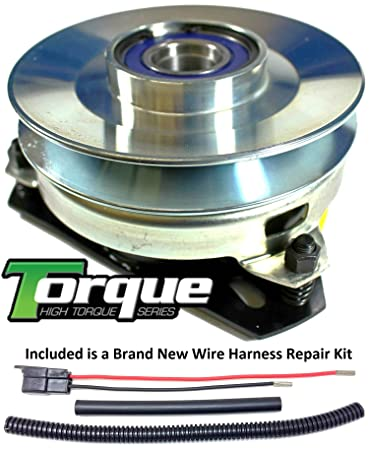 813q%2BVbB9qL._SY450_ amazon com bundle 2 items pto electric blade clutch, wire Borg Warner Clutch Catalog at mr168.co