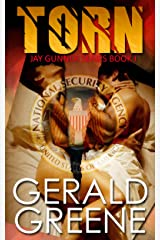 Torn: Jay Gunner Series. Thriller Romance, Crime and Suspense. Jay's in Big Trouble. Kindle Edition