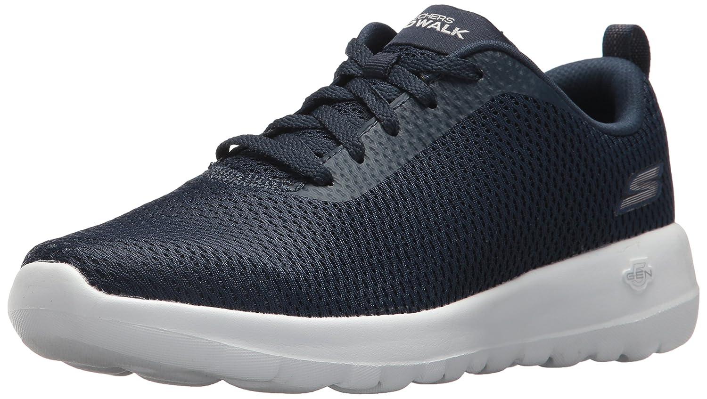 Skechers Women's Go Walk Joy-Paradise Sneaker B074S5QGYK 12 W US|Navy/White