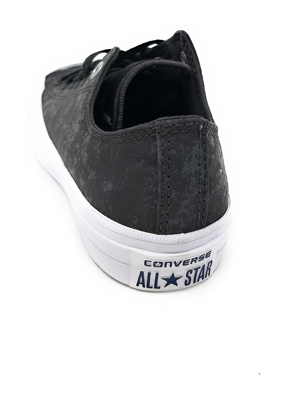 CONVERSE Designer STAR Chucks Schuhe - ALL STAR Designer - Grau/Pure Silver/Weiß 5df82b